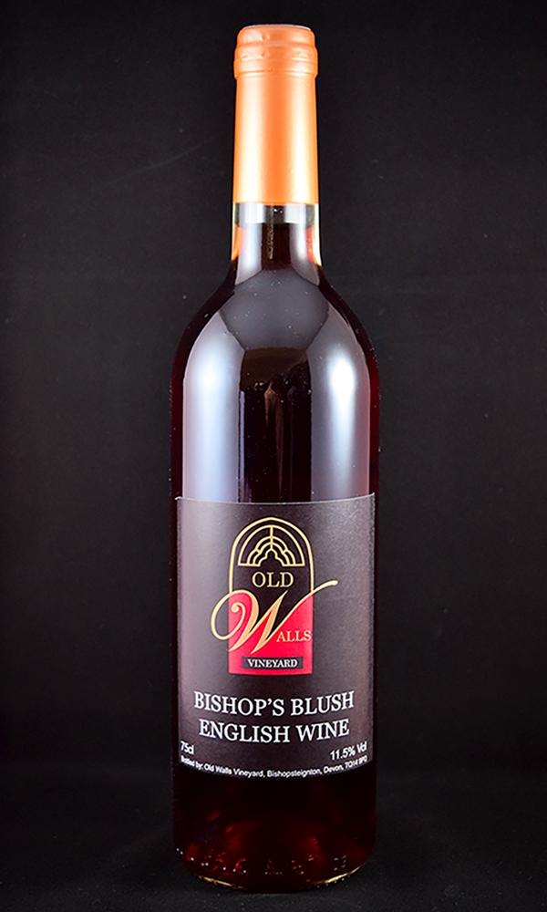 OldWalls Vineyard Bishops Blush