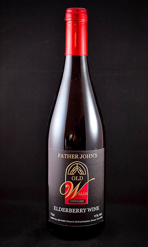 OldWalls Vineyard Elderberry