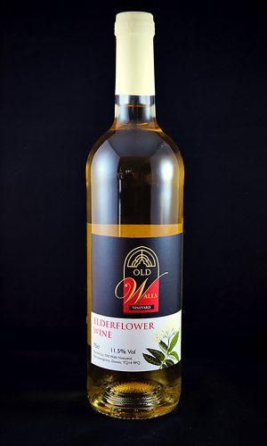 OldWalls Vineyard Elderflower