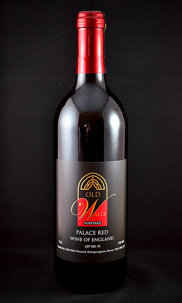 OldWalls Vineyard Palace Red